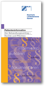behandlungsvertrag rechte und pflichten - Behandlungsvertrag Muster